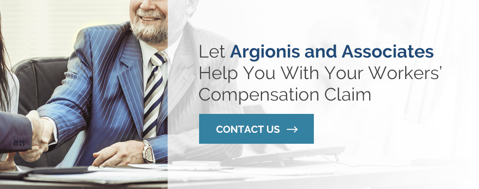 Let Argionis and Associates Help