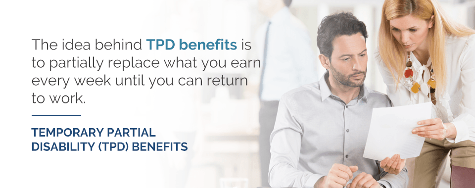 tpd benefits