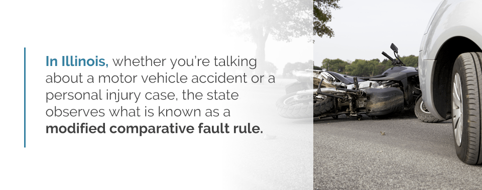 fault in lane splitting