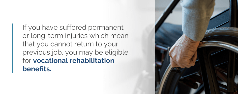 vocational rehab benefits