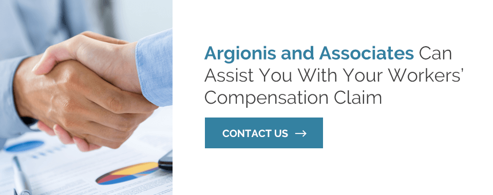 argionis assists with workers compensation